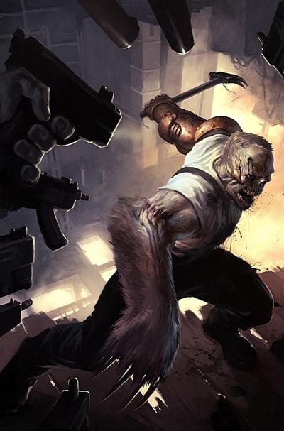 Terror Inc, (Marvel Max)