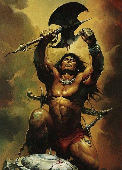 Kull - a possible forebear of Conan.