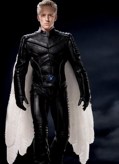 Ben Foster as Angel