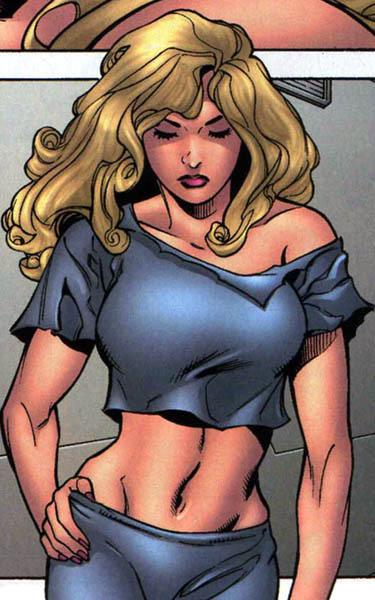 Carol Danvers - Comfy clothes