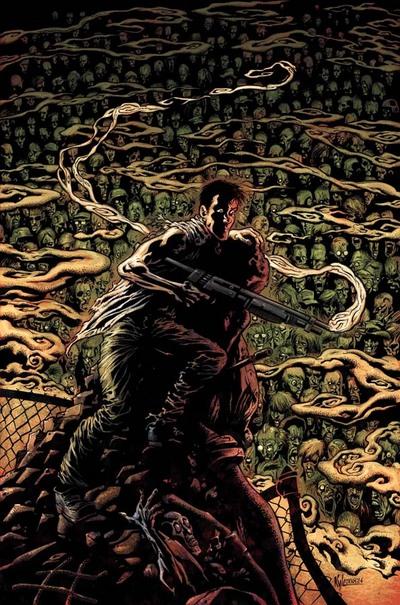 Simon Garth among the Zombies