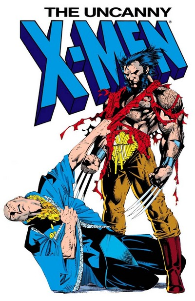 Wolverine has his own distinct method for finding the real Xavier.