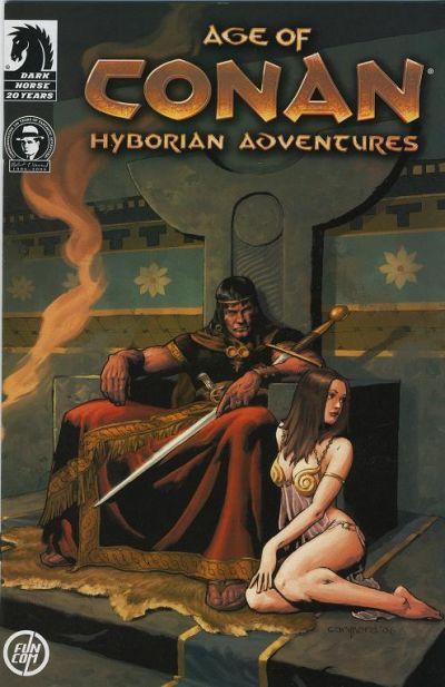 'Age of Conan: Hyborian Adventures' promo comic