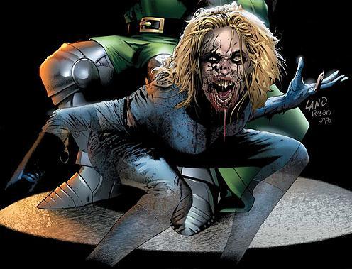 Zombie Susan Storm