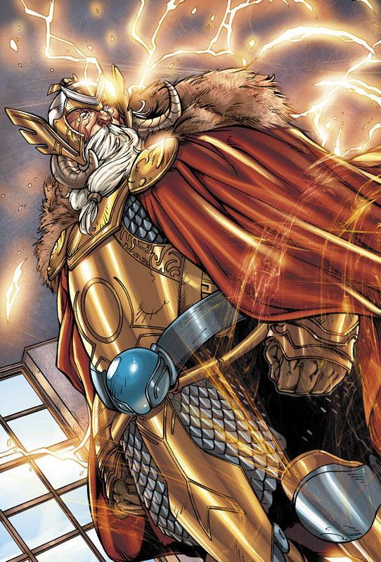 By Odin's Beard!