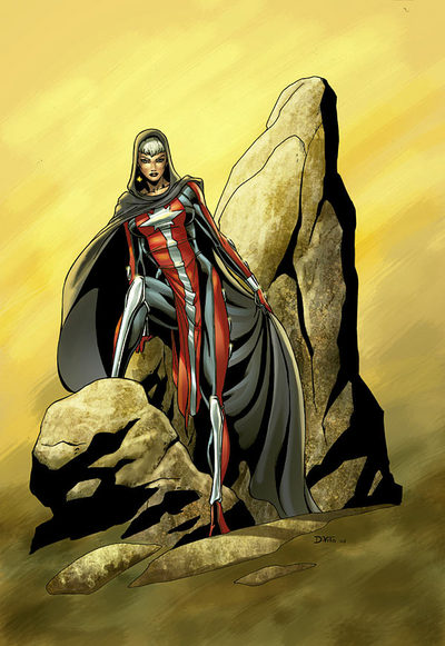 Daughter of Mar-Vell