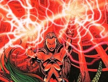 The powerful Ingra.
