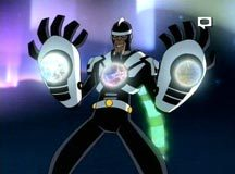 Dr. Light new suit in Teen Titans.