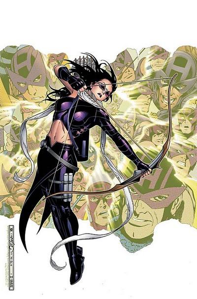 The second Hawkeye