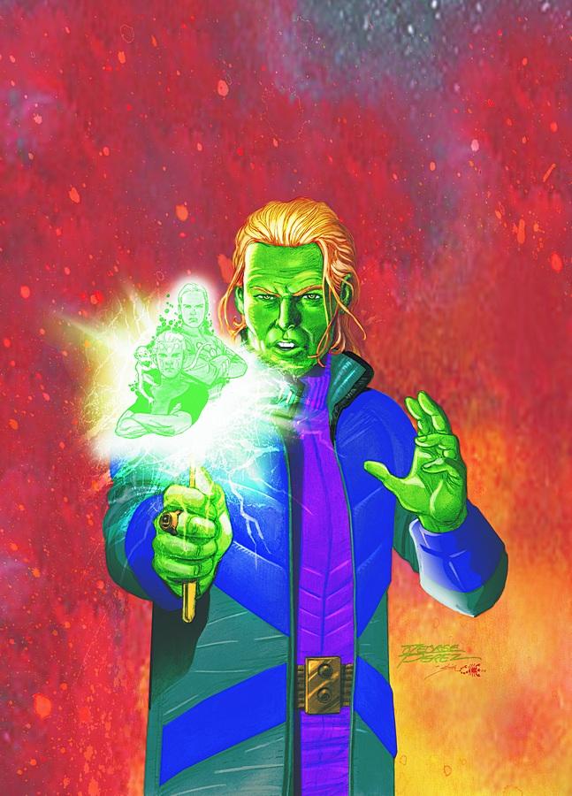 Brainiac 5 (New Earth)