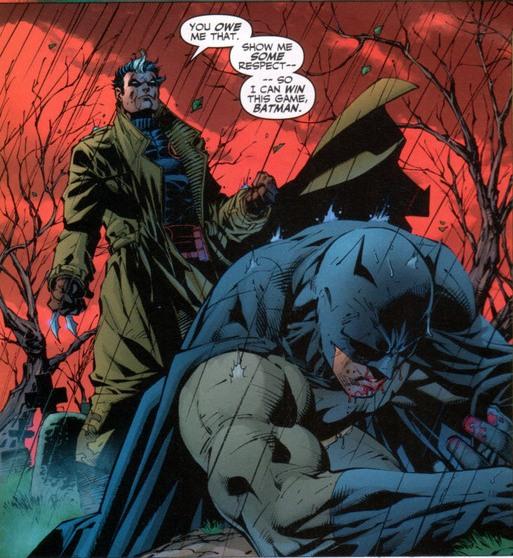 Jason confronts his mentor