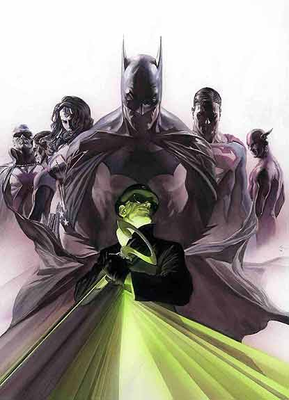 The DC Universe's Crowned Prince of Conundrums
