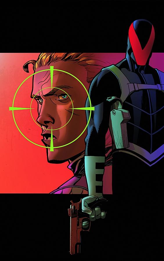 Jericho is on Vigilante's hunting list