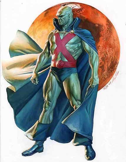Manhunter of Mars