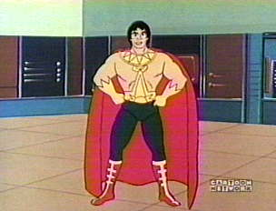 El Dorado on Superfriends