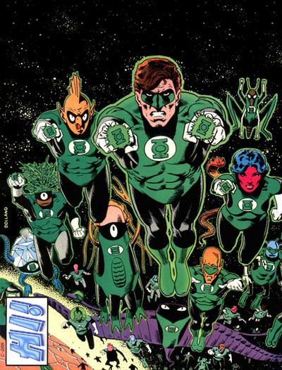 Green Lantern Corps (Silver Age)