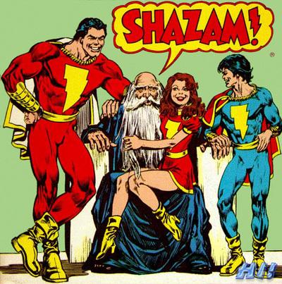 Shazam Indeed.