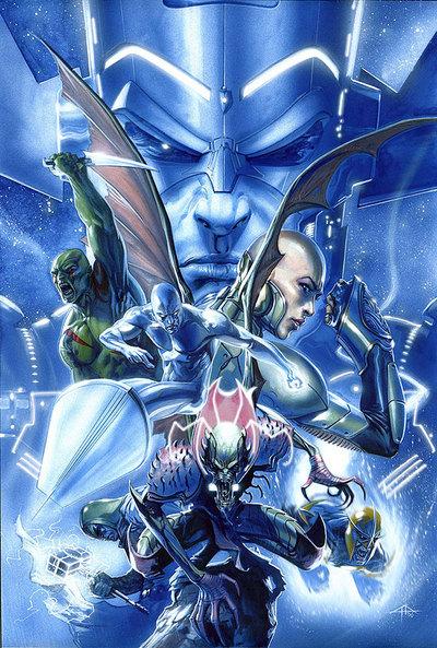 Nova during Annihilation.