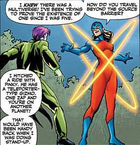 Jessica Palmer: The Atom