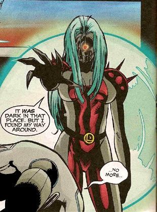 Shikari defeats Abyss as a Legionnaire.