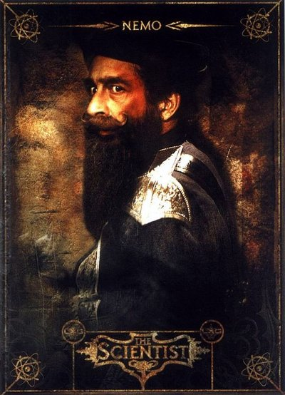 Naseeruddin Shah as Captain Nemo