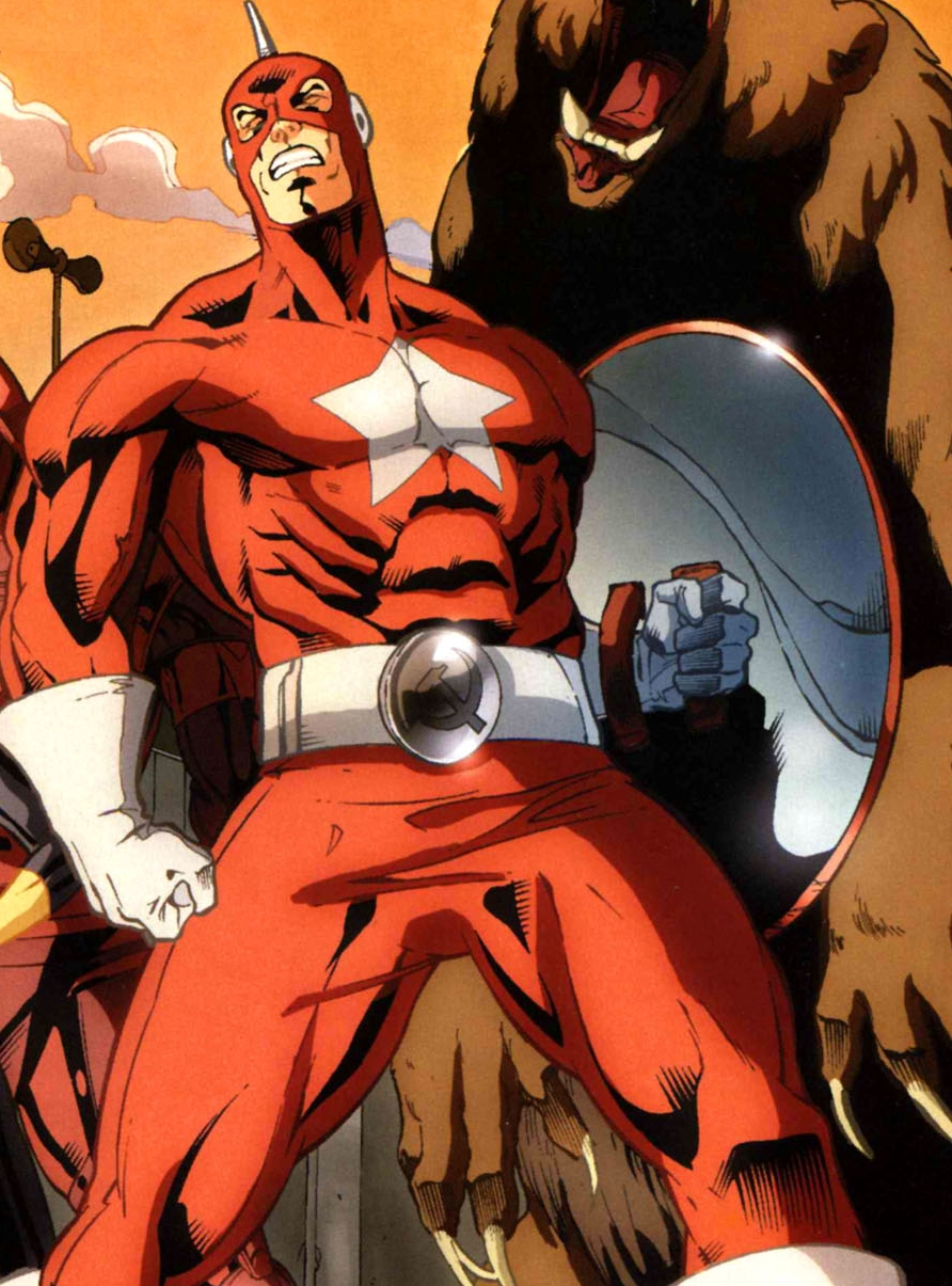 Red Guardian Maybe?
