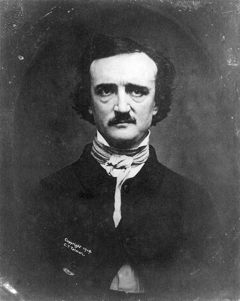 Edgar Allan Poe, an unsuspected Altrove agent