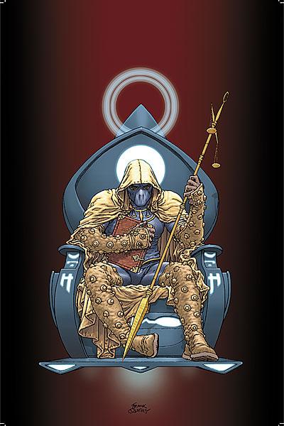 Libra the New God of Apokolips