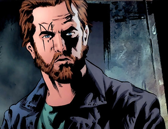 Madrox... what were you thinking.. Pick up a razor man!