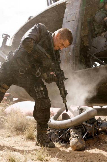 Christian Bale as John Connor