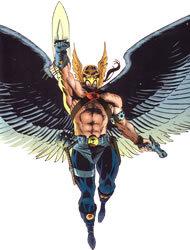 Hawk Avatar (New Earth)