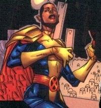 Cargill as an X-Man