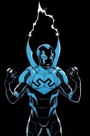 Blue Beetle III (New Earth)