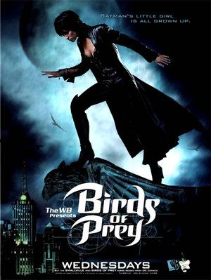 Ad for Birds of Prey TV series