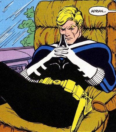 Adrian Chase (Vigilante I)