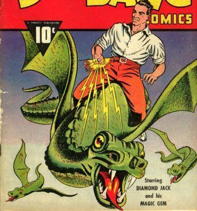 Take that, Green Lantern!