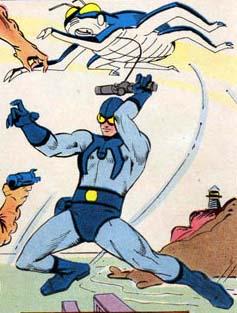 Ted Kord - Blue Beetle