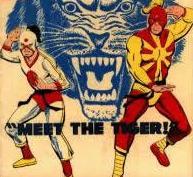 Tiger and Judo Master