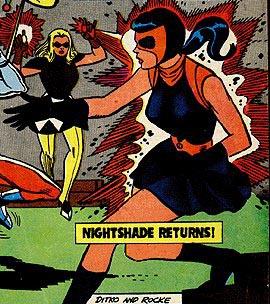 Charlton's Nightshade