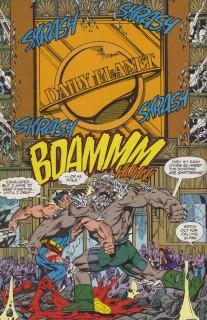 Superman's Doomsday!