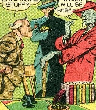 Detective/Superheros
