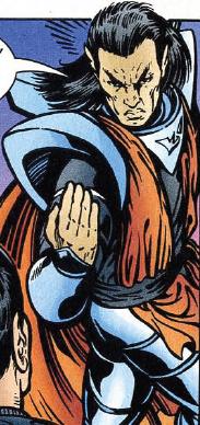 The Vulcan Warrior Sutek