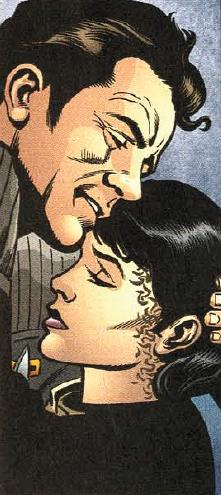 Julian and Ezri
