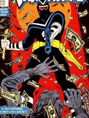 Adrian Returns (Vigilante I)