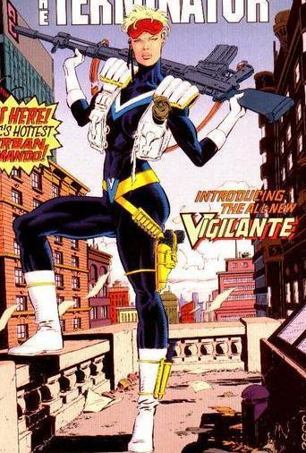 Patricia Trayce (Vigilante IV)