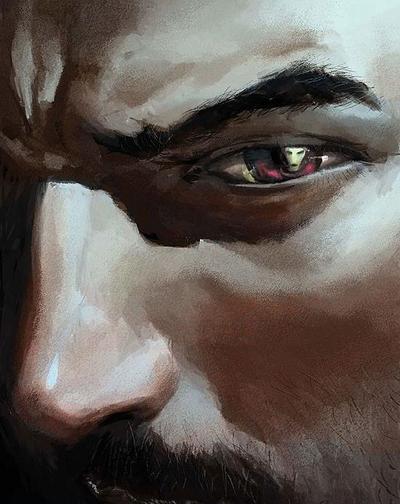 Tony Stark's Vision