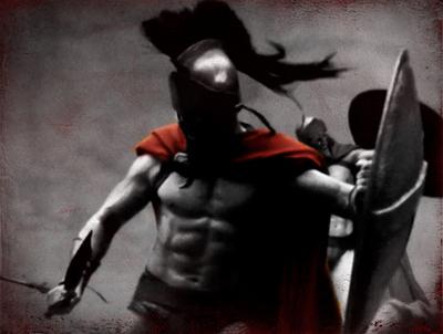 Made into a Warrior