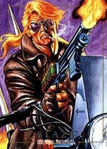 Dan's elder brother & fellow Ghost Rider, Johnny Blaze.