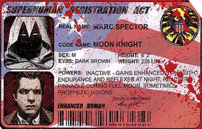 Licensed for Vengeance