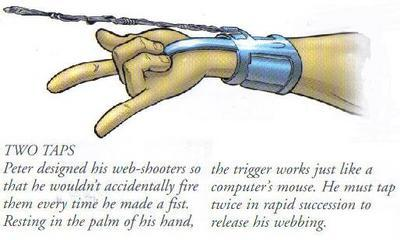 Operating Web-Shooters